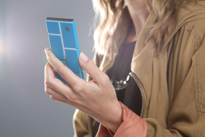 Project Ara MAKEwithMOTO