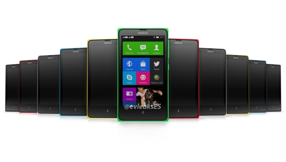 Nokia X (Normandy)