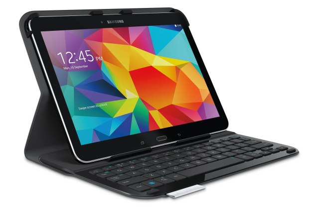 Logitech Ultrathin Keyboard Folio for Samsung Galaxy Tab 4 10.1