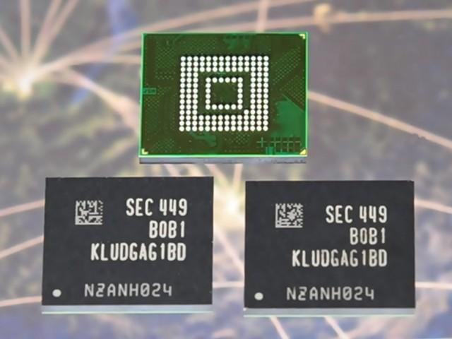 Samsung 128GB UFS