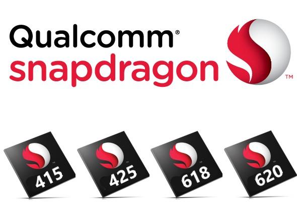 Qualcomm anunță Snapdragon 620, 618, 425 și 415