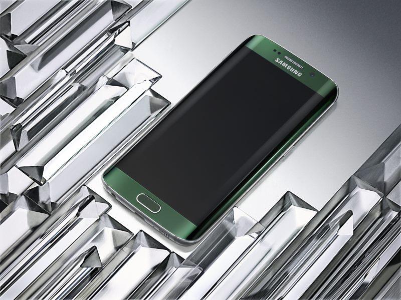 Samsung Galaxy S6 Green Emmerald
