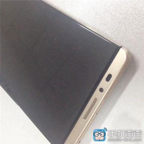 Primele imagini cu Huawei Mate 8