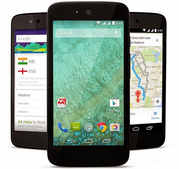 Telefon Android pentru India