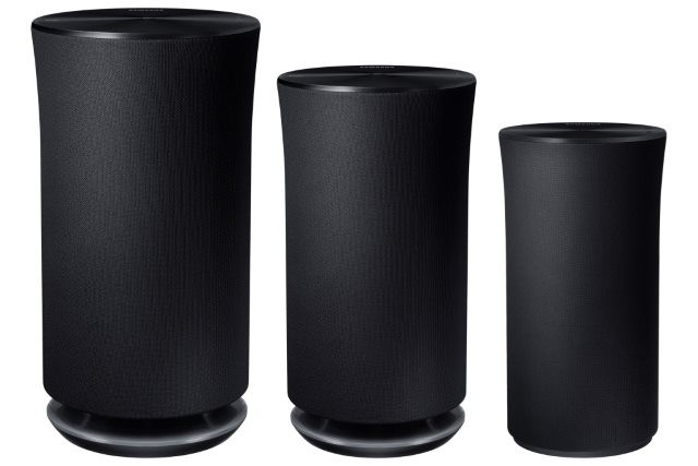 Samsung R5, R3 și R1.