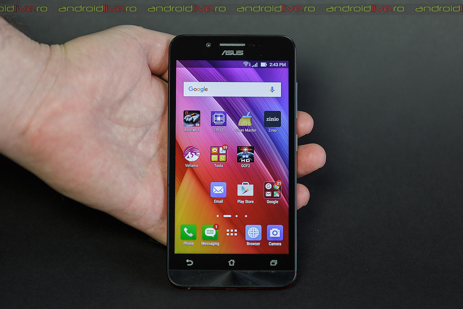 ASUS Zenfone Go