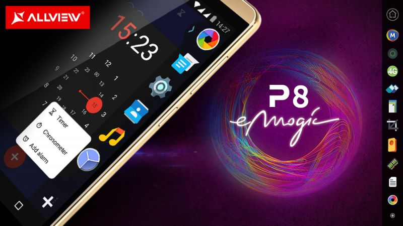 Allview P8 eMagic