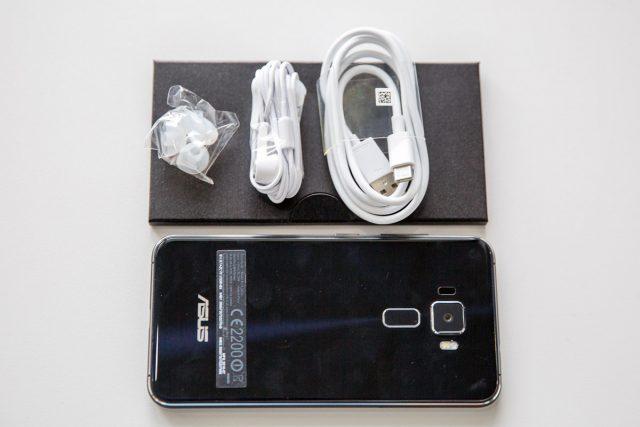 Asus ZenFone 3 ZE520KL - Accesorii