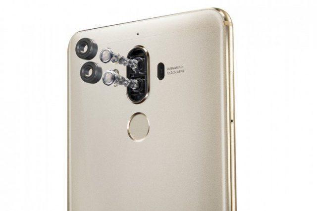 Huawei Mate 9 - Camera