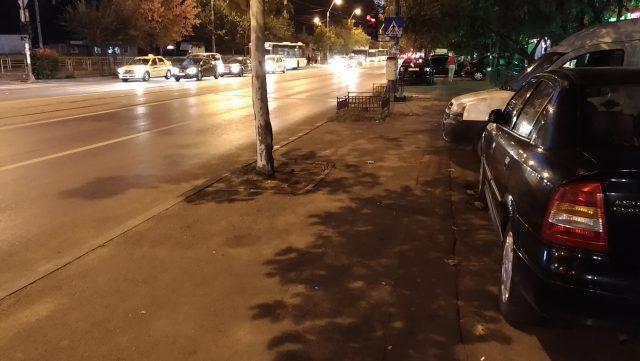 Fotografie pe timp de noapte realizată cu ASUS Zenfone 3