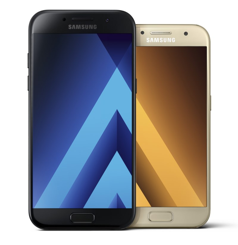 Samsung Galaxy A3 și A5