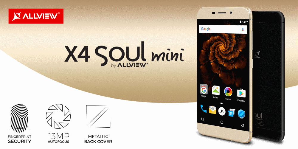 Allview X4 Soul mini