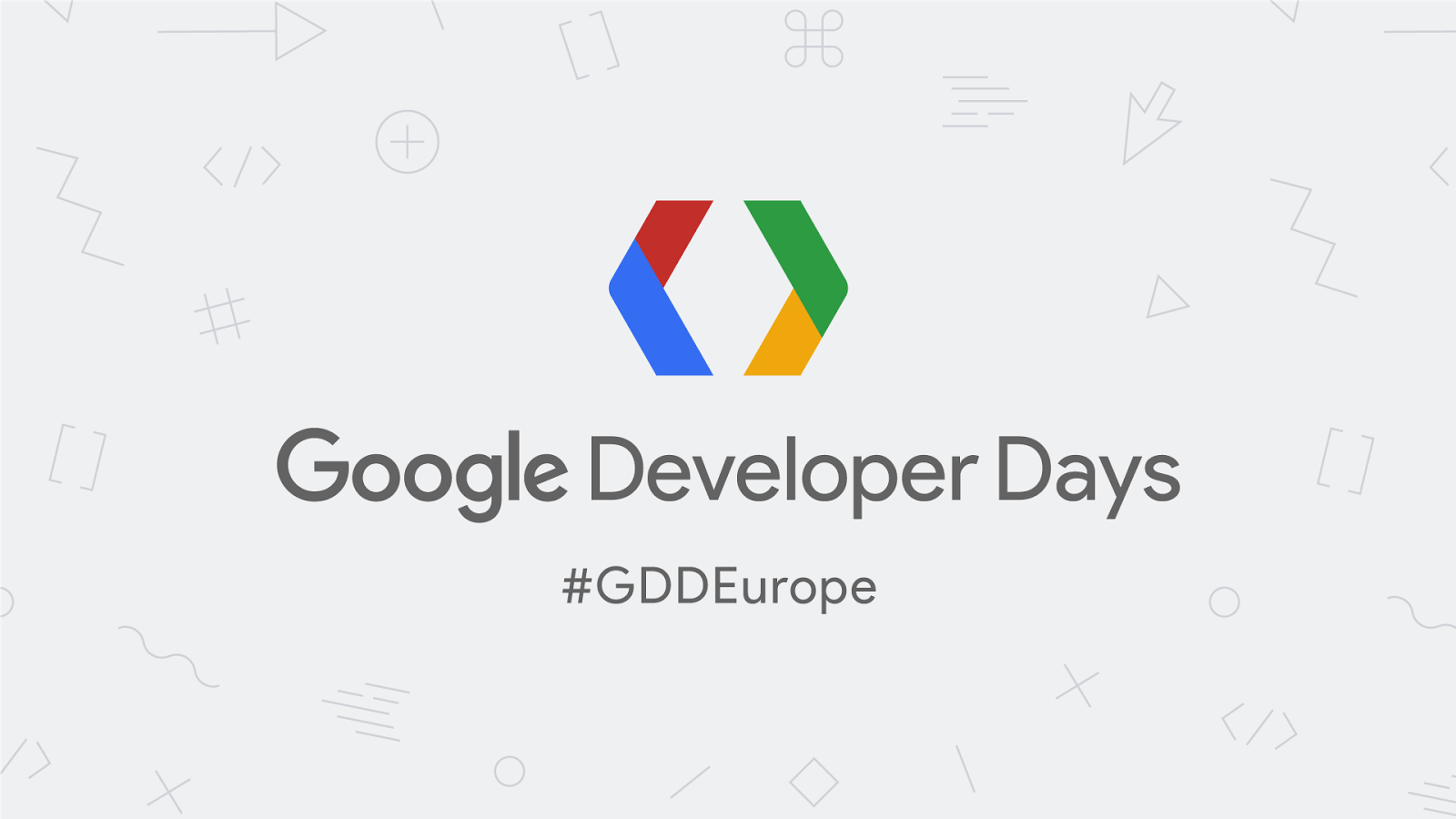 Google Developers Days Europe