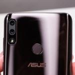 Detaliu cameră ASUS ZenFone Max Pro (M2)