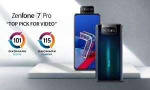 ASUS ZenFone 7 Pro obține un scor excelent în DXOMARK